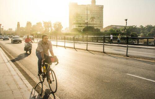 Budućnost je stigla: Biciklisti dobili most sa PODNIM grejanjem