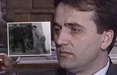 Ubistvo SRPSKOG političara pred kamerama ŠOKIRALO je sve: Zazvonio telefon, pa prišao portir (VIDEO)