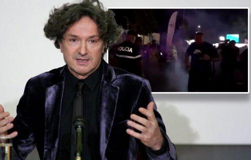 Skandal na festivalu piva u Albaniji: BAČEN SUZAVAC na nastupu Gorana Bregovića, ima povređenih (VIDEO)
