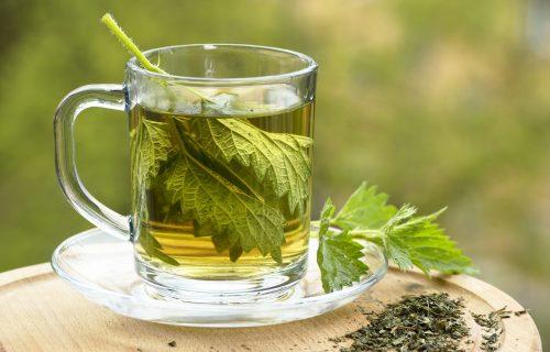 čaj od koprive za šta je dobar