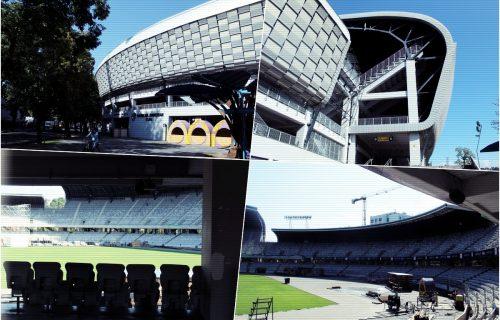 Evropska lepotica usred Transilvanije: Stadion od 30 miliona evra je jedan od najlepših na Balkanu (FOTO)