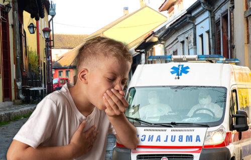"""Dečaku lekari u Valjevu prognozirali SMRT, a onda se desio obrt: """"Ležao sam na podu, svestan da je KRAJ"""""""