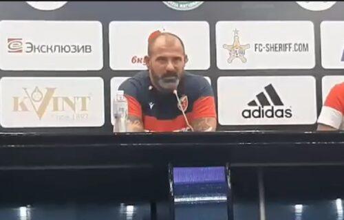 Stanković nikad tužniji: Ako tražite krivca, to sam ja! Ja sam birao, uigravao i menjao (VIDEO)