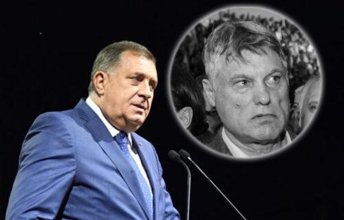 Dodik na SAHRANI Lazanskog: Srpski član Predsedništva BiH opisao njihov POSLEDNJI razgovor