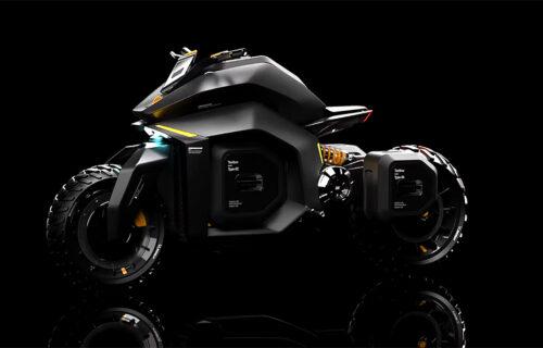 Idealan za DIVLJINU: Equuleus nije običan električni motocikl, krije brojne tajne (VIDEO)