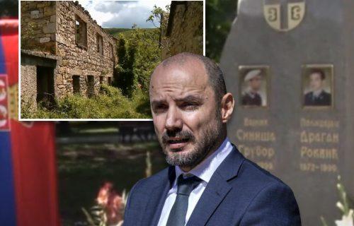 Boris Milošević prisustvuje obeležavanju KRVAVOG zločina u Gruborima: MUČKI ubijeno šest Srba