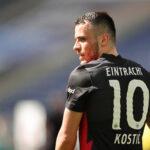 Kostić razgovarao sa ljudima iz Ajntrahta: Srpski fudbaler dobio novu šansu, ali će biti kažnjen!