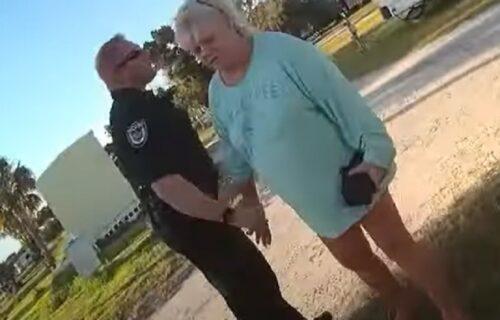 Odmah je uhapšena: Posvađala se sa dečkom, pa odlučila da bes iskali na MAČKI (VIDEO)