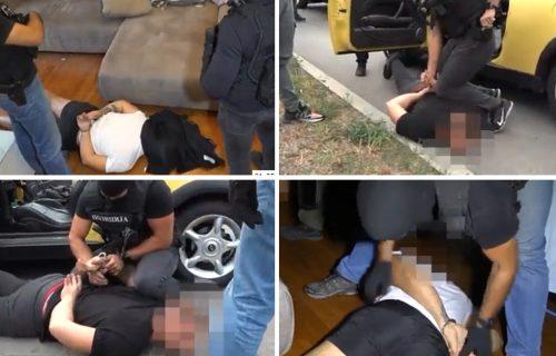 Brata kavčanina kog su oteli u Beogradu IZDAO drug: Mučili ga danima u štek-stanu, pohapšeni svi