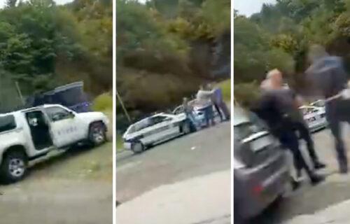 Diler PREVOZIO tri kilograma droge: Zaustavila ga novosadska policija a on uradio STRAVIČNU stvar (VIDEO)