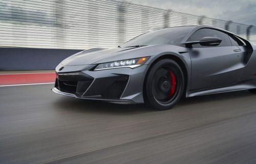 Najbrža Honda oprašta se verzijom od 600 konja: Ovo je poslednji NSX Type S (VIDEO)