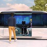 Najpametniji Hyundai automobil: Komunicira s putnicima i pušta FILMOVE na prozorima (VIDEO)