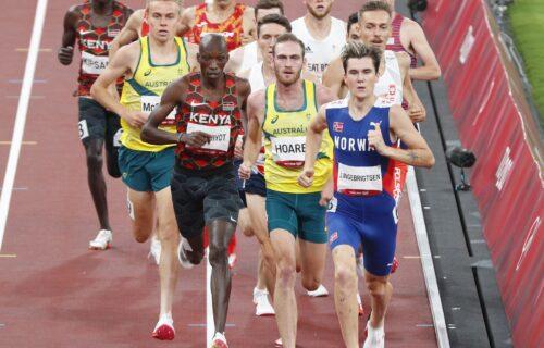 Pao olimpijski rekord u trčanju na 1500 metara: Norvežanin ispisao istoriju u Tokiju!