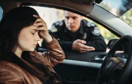 Vozila 209 kilometara na sat: Kada su je zaustavili policajci, frapirala ih je izgovorom
