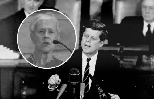 Kenedijeva ljubavnica PROGOVORILA nakon 63 godine: Dajana otkrila do sada NEPOZNATE detalje