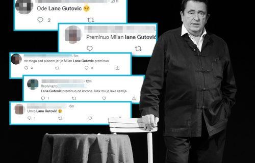 SKANDAL! Gutovića sahranili na društvenim mrežama: Ovo je istina o zdravstvenom stanju glumca (FOTO)
