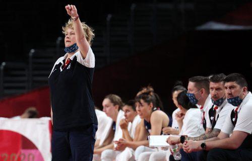 Marina Maljković posle poraza u borbi za bronzu: Danas nismo mogle, one su jedva čekale da nam se osvete