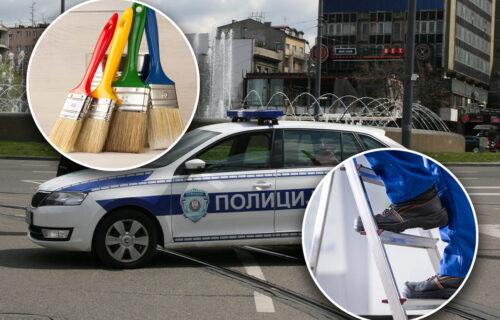 """Nezapamćena tuča u Nišu: """"Mačevali"""" se merdevinama i četkama, jurili se kilometar zbog JEDNE stvari"""