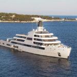 Megajahta Romana Abramoviča košta 610 miliona dolara! Prvi snimci Solarisa na otvorenom moru (VIDEO)