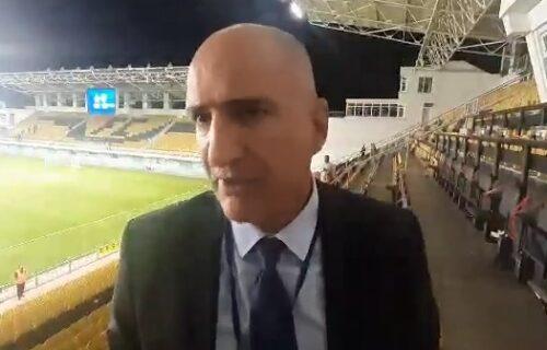 Mrkela za Objektiv odmah posle poraza od Šerifa: Veći broj igrača je totalno van forme! (VIDEO)