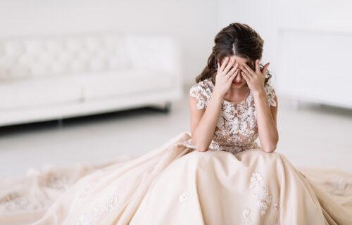 UŽAS! Julija oteta sa svog venčanja: NAJBIZARNIJE je ko je to učinio i zašto