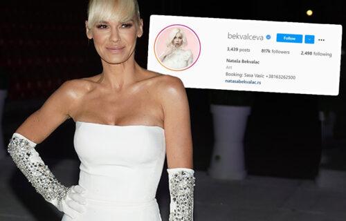 Panonska barbika nema potrebe više da peva? Nataša Bekvalac MESEČNO od Instagrama ZARADI 30.000 evra