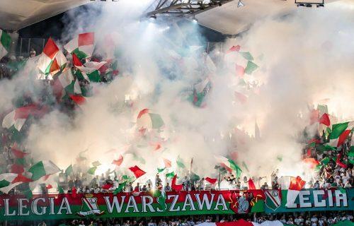 Goreće cela Varšava: Vatrene pristalice Legije spremaju sačekušu za Bed Blu Bojse!