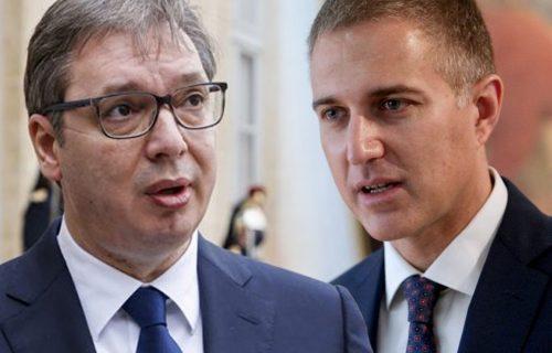 Stefanović SLAGAO Vučića da nije lagao: Svi su čuli šta je izgovorio - više ne zna gde UDARA