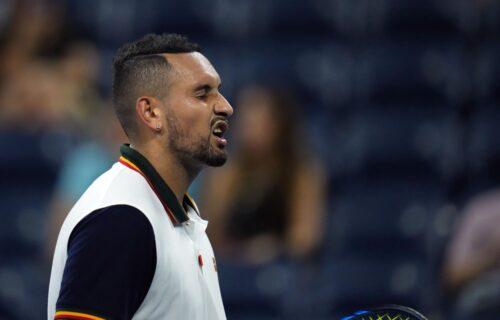 ŠOK u svetu tenisa: Nik Kirjos najavio penziju s 26 godina, pa otkrio strašno loše porodične vesti!