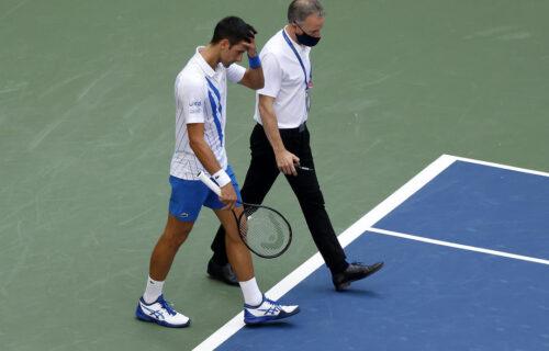 Sjajne vesti za Novaka pred US open: Žena koja mu je uništila 2020. godinu sada neće biti tu!