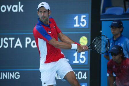 Uhvatite ga ako možete: Uprkos ispadanju u polufinalu OI, Đoković čvrsto drži teniski tron!
