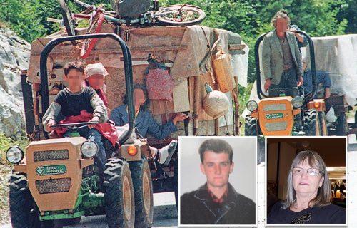 """Na traktoru smo vozili MRTVOG SINA: Bogdan ubijen u """"Oluji"""", majka ga sahranila na putu za Srbiju (FOTO)"""