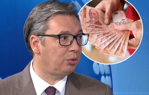 Vučić najavio SJAJNE vesti za sve penzionere: U februaru uplata pomoći od 20.000 dinara bez prijave!