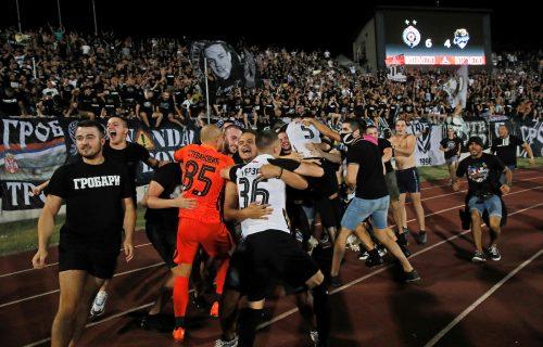 Odveo Partizan u plej-of, pa uživo na televiziji otkrio: Zauvek ostajem u Humskoj!