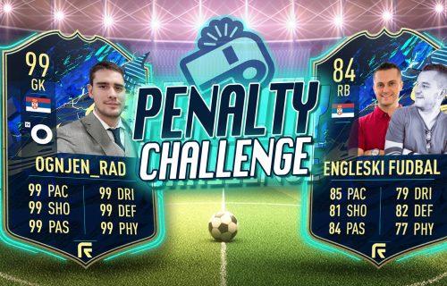 Penalty challenge: Engleski fudbal na Objektivu, lepše je biti legenda druge lige nego Ronaldo! (VIDEO)