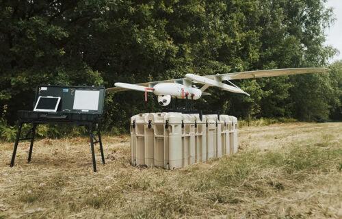Leti 14 SATI bez prestanka: Ovo je jedan od najsavršenijih dronova na svetu (VIDEO)