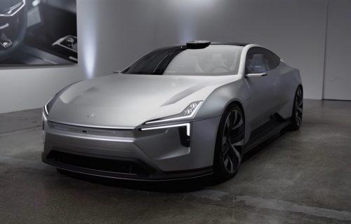 """Polestar Precept: E-limuzina koju """"pokreće"""" Android ulazi u proizvodnju (VIDEO)"""