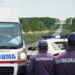 Vozač nije imao vozačku dozvolu: Još jedna žrtva STRAVIČNE SAOBRAĆAJKE kod Šapca