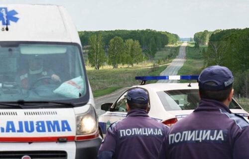Crna subota na srpskim putevima: Još jedna jeziva nesreća, kod Valjeva POGINULI vozač i tašta