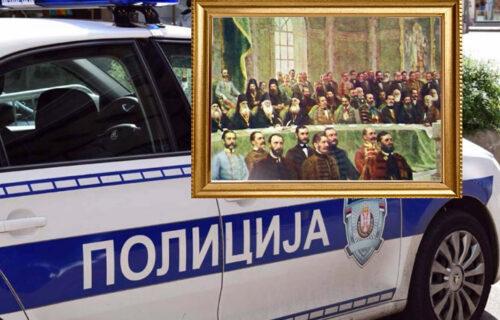Filmska akcija u centru Beograda: Slika ukradena pre 28 godina, otkriveno kome PRIPADA i gde se NALAZI