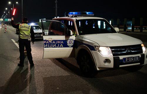 Policija ZADRŽALA 10 vozača na putevima kod Leskovca: Jedan je imao čak tri promila ALKOHOLA u krvi
