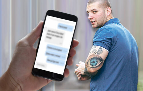 EKSKLUZIVNO OTKRIVAMO: Marko Miljković slao četiri identične poruke posle svakog klanja u kući strave
