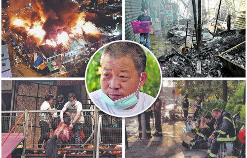 """""""Preživeo sam mnoge nedaće, ali ovo je NAJGORE"""": Potresne ISPOVESTI Kineza nakon stravičnog požara (FOTO)"""