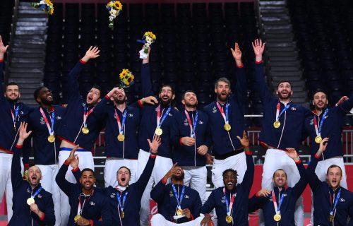 Trikolori su majstori za OI: Francuzi slavili u finalu protiv Danske za novo zlato!