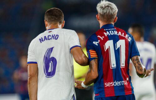 Goleada Levantea i Reala: Vinisijus spasio Real, domaćin ima za čim da žali, Jović mogao do gola!