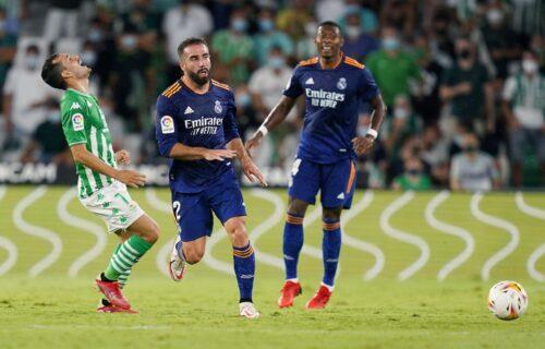 Real jedva otkinuo pobedu u Sevilji: Betis pokazao zube, ali uzalud - Jović bez minuta (VIDEO)