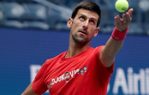 """Ovaj čovek želi Đokovićev """"skalp"""": Po već isprobanoj formuli probao da poljulja Novaka pred Njujork!"""