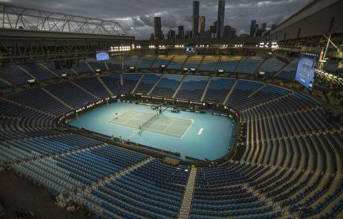 Loše vesti za tenisere pred narednu sezonu: Australijan open opet planira ono na šta su se svi žalili