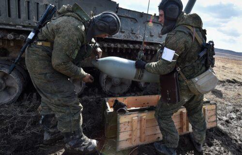 Strah i trepet ruske artiljerije: TULIPAN uništava neprijatelje granatama od 130 kilograma (VIDEO)