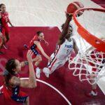 Srpske košarkašice čekaju još dva rivala: Poznati skoro svi učesnici četvrtfinala u ženskoj košarci!